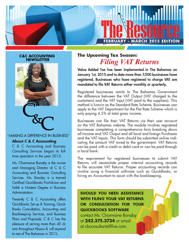 newsletter Cand C-1