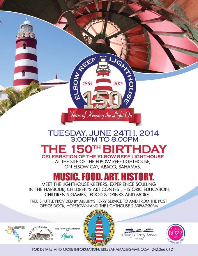 Lighthouse 150 Marketing