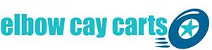Elbow Cay Carts - Logo - The Abacos - Bahamas