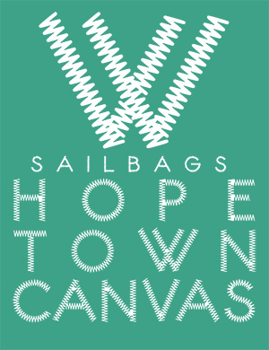 Hope Town Canvas - Logo - The Abacos - Bahamas